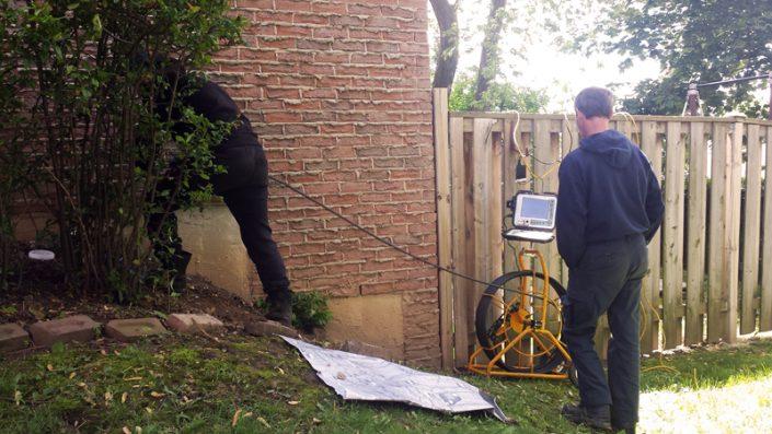 drain video inspection